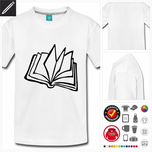 basic Lesen T-Shirt zu gestalten
