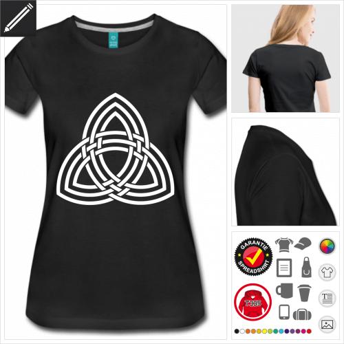 basic Wikinger T-Shirt online zu gestalten