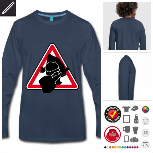 Nerd T-Shirt selbst gestalten