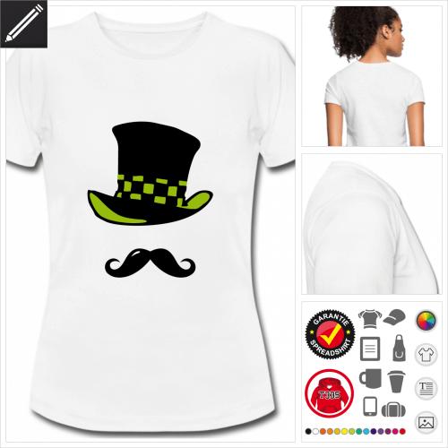 basic Hutmacher T-Shirt online gestalten