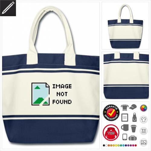 Entwickler Tasche online gestalten